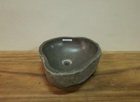 Waskom natuursteen FL20875 - 39x40x15cm