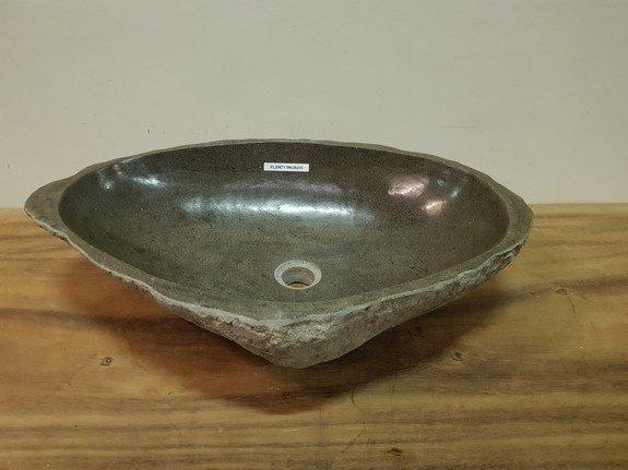 Waskom natuursteen FL20871 - 59x38x15cm
