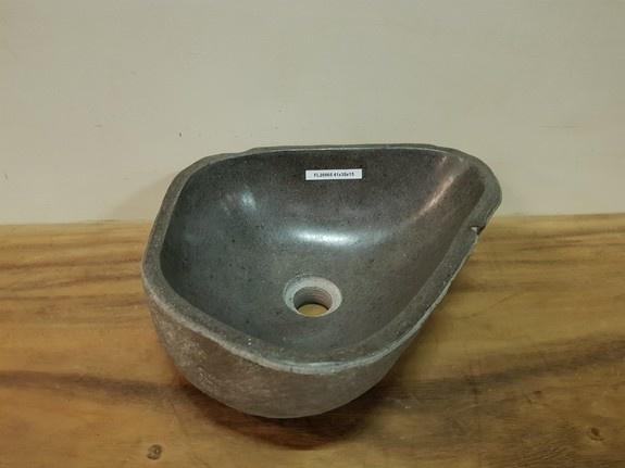 Waskom natuursteen FL20865 - 41x35x15cm