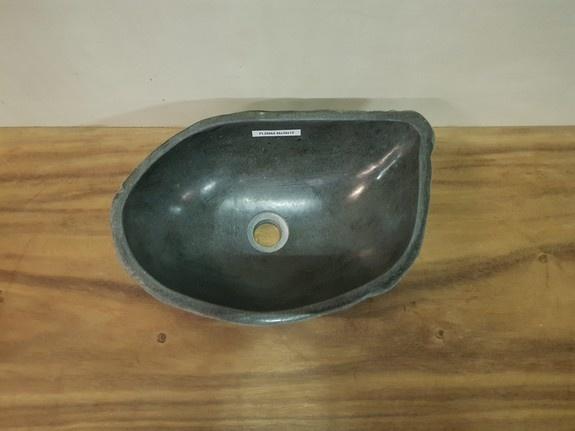 Waskom natuursteen FL20864 - 46x30x15cm