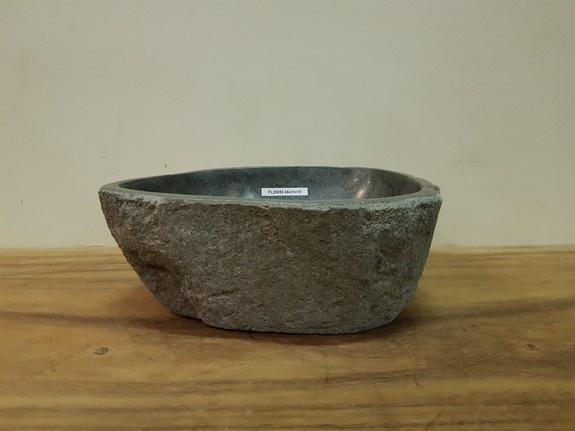 Waskom natuursteen FL20859 - 40x31x15cm