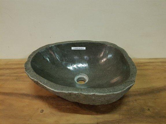 Waskom natuursteen FL20858 - 44x35x15cm