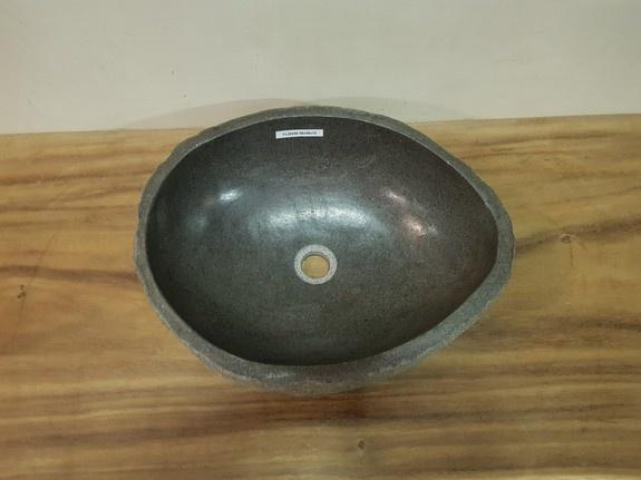 Waskom natuursteen FL20856 - 50x40x15cm