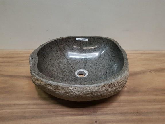 Waskom natuursteen FL20770 - 45x42x15cm