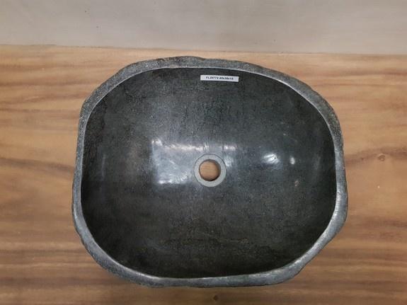 Waskom natuursteen FL20774 - 45x38x15cm