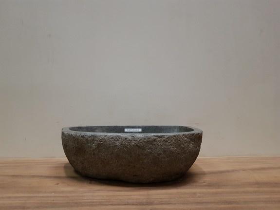 Waskom natuursteen FL20776 - 47x35x15cm