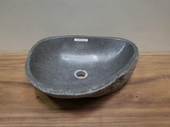 Waskom natuursteen FL20778 - 49x39x15cm