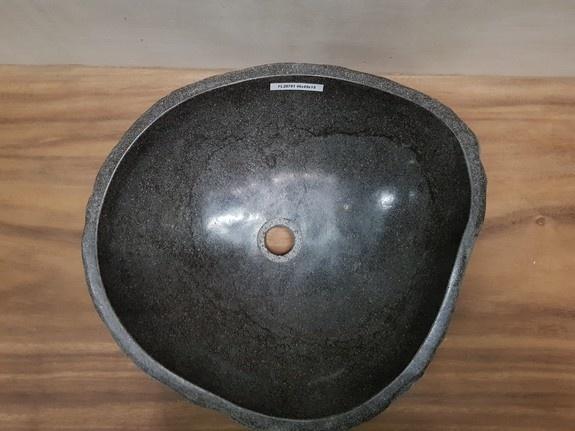 Waskom natuursteen FL20781 - 46x45x15cm