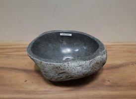 Waskom natuursteen FL20797 - 37x30x15cm