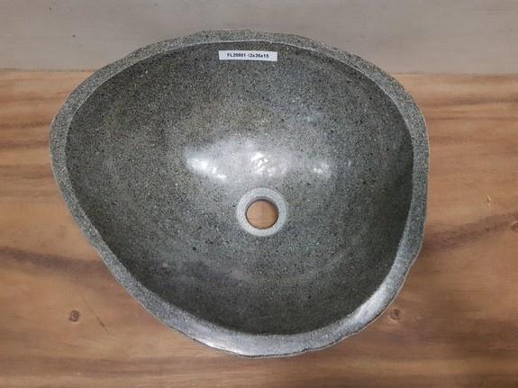 Waskom natuursteen FL20801 - 42x36x15cm