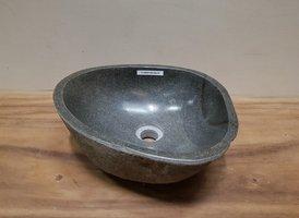 Waskom natuursteen FL20805 - 40x33x15cm