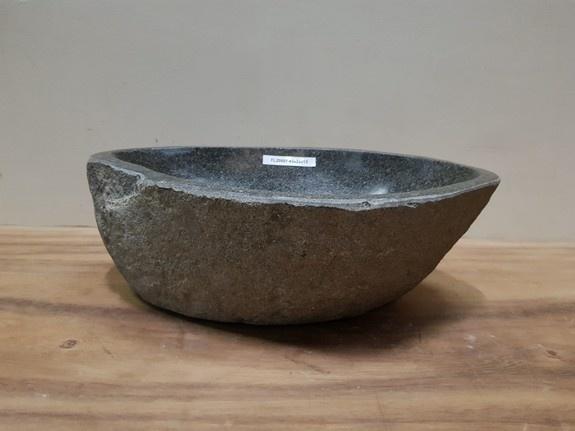 Waskom natuursteen FL20807 - 43x28x15cm