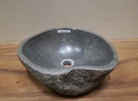 Waskom natuursteen FL20808 - 40x34x15cm