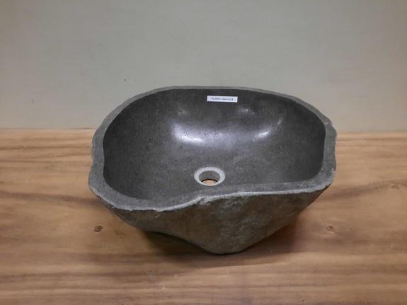 Waskom natuursteen FL20831 - 44x41x15cm