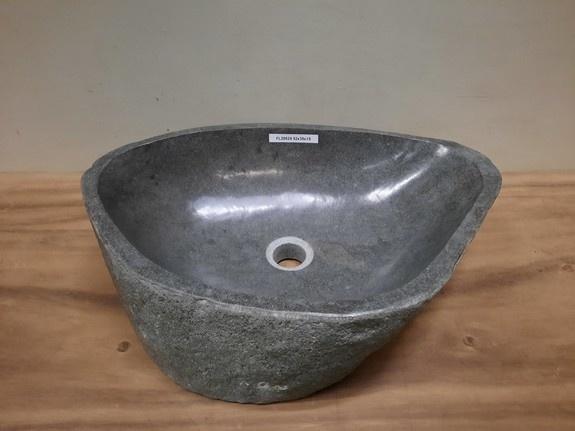 Waskom natuursteen FL20824 - 52x35x15cm