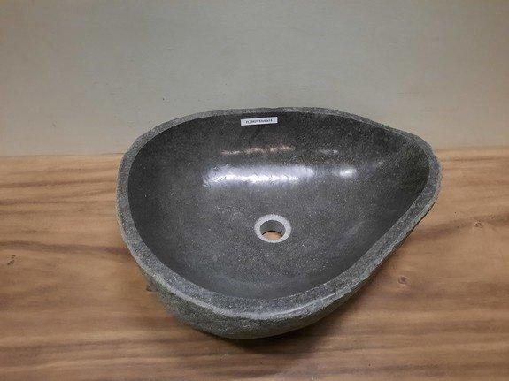 Waskom natuursteen FL20821 - 53x44x15cm
