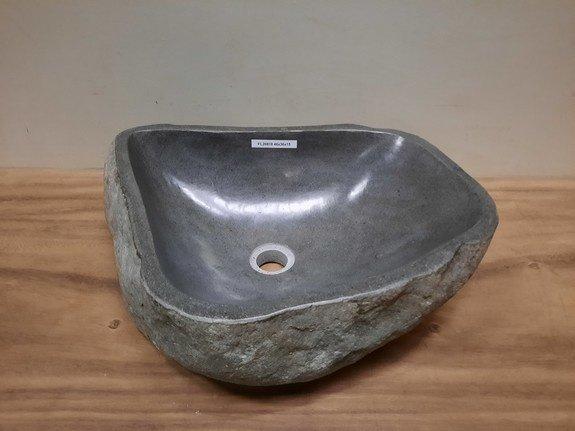 Waskom natuursteen FL20818 - 46x36x15cm