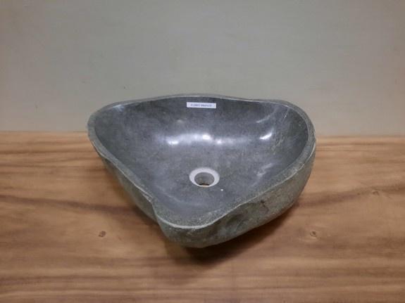 Waskom natuursteen FL20817 - 49x41x15cm