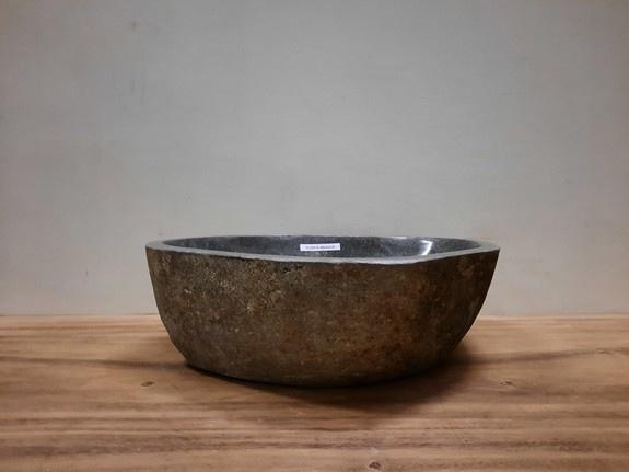 Waskom natuursteen FL20816 - 49x43x15cm