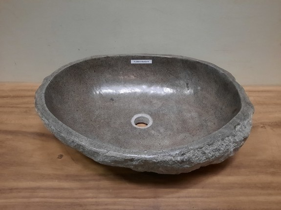 Waskom natuursteen FL20815 - 55x42x15cm