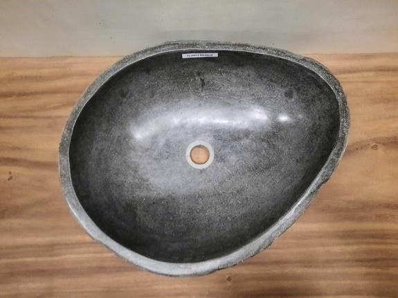 Waskom natuursteen FL20813 - 55x44x15cm