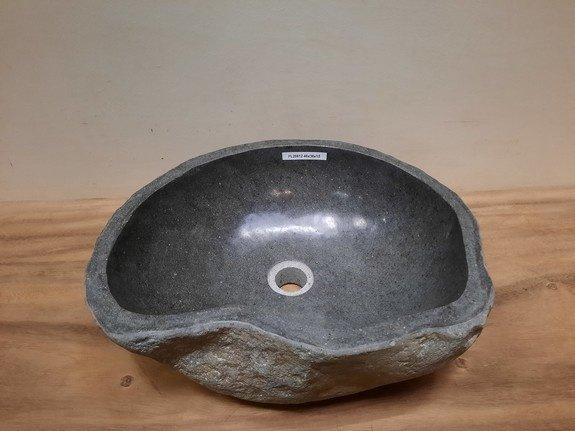 Waskom natuursteen FL20812 - 46x36x15cm