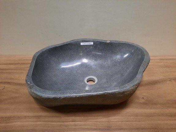 Waskom natuursteen FL20810 - 53x39x15cm
