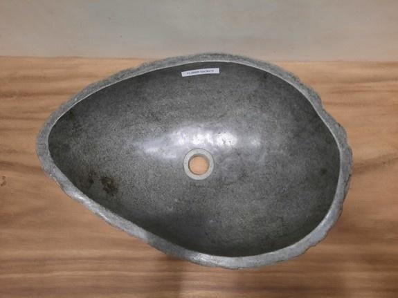 Waskom natuursteen FL20809 - 52x36x15cm