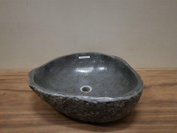 Waskom natuursteen FL20923 - 54x46x15cm