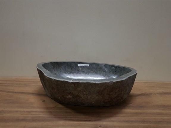 Waskom natuursteen FL20924 - 53x41x15cm