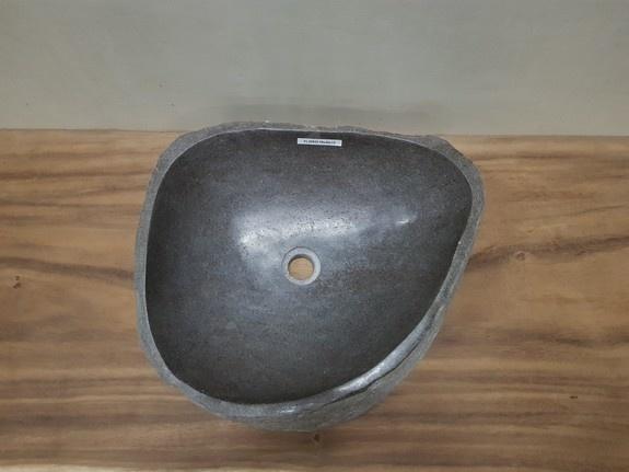 Waskom natuursteen FL20925 - 55x46x15cm