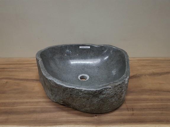Waskom natuursteen FL20926 - 53x46x15cm