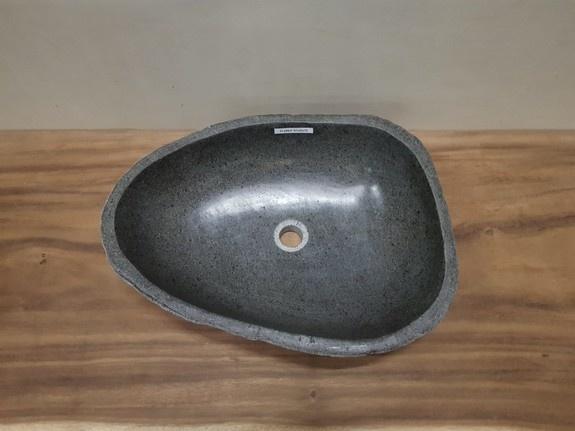 Waskom natuursteen FL20927 - 53x42x15cm