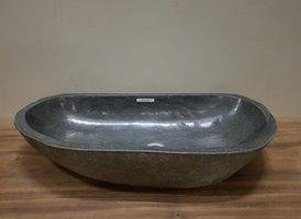 Wasbak natuursteen FL20946 - 84x43x15cm