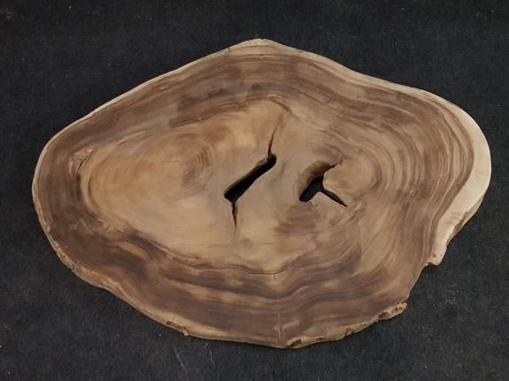 Ronde boomstamtafel 110/150cm CA66-1020
