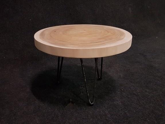 Salontafel op pinpoot 60x41cm - IJ601-2121