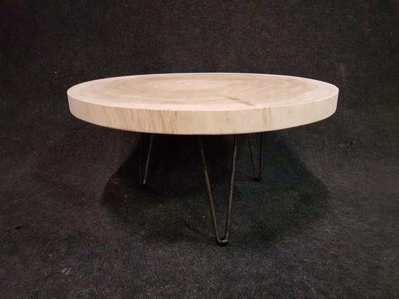 Salontafel op pinpoot 80x31cm - IJ802-2121