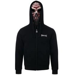 100% Hardcore Hooded Zipper Mask Massacre