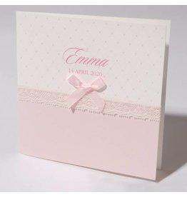 Familycards Klein Wonder Geboortekaartje Emma
