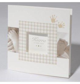 Familycards Klein Wonder Geboortekaartje Kierra