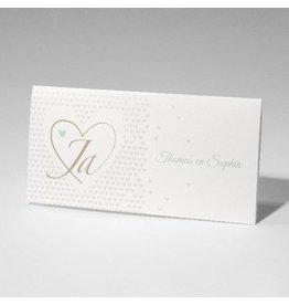 Familycards-Deel je Geluk Trouwkaart Hearts