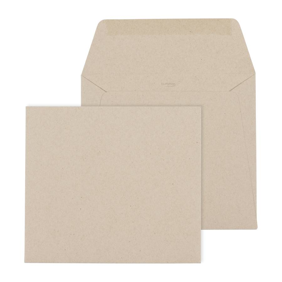 Buromac Pirouette Geboortekaart drieluik fotokaart met snor in goudfolie (507022)