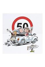 Belarto Jubileum Uitnodiging 'have fun' getrouwd stel in Kever (786104)
