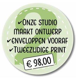 Tweezijdige printen - ontwerp Printtijgers