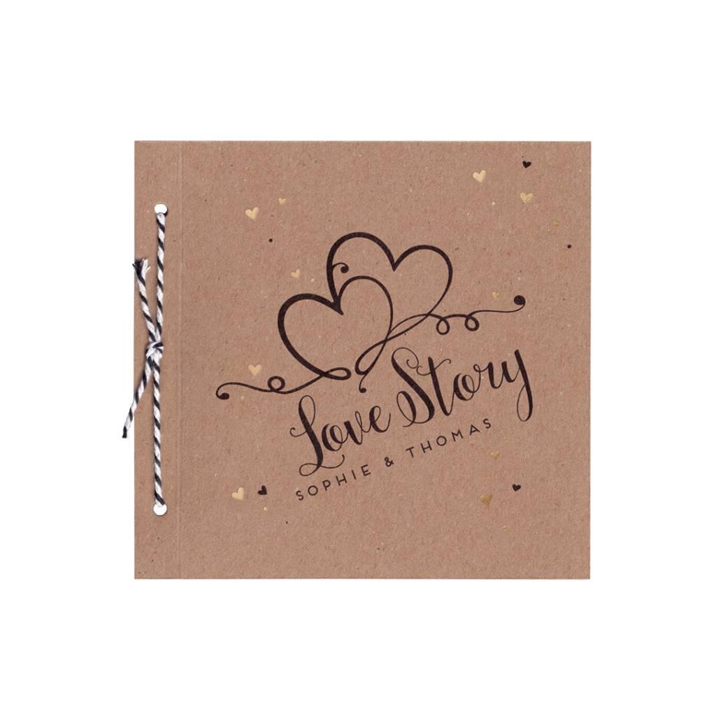 Belarto Yes We Do Trouwkaart - Love Story (728001)