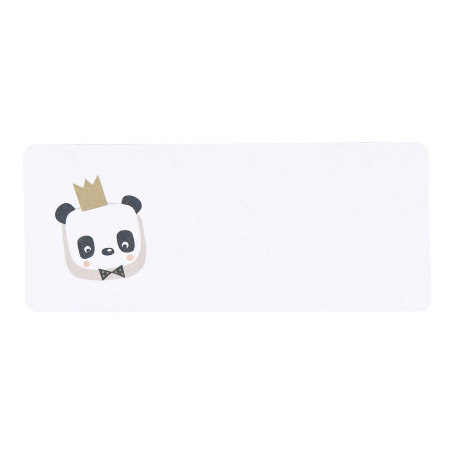 Buromac Pirouette Zelfklevende etiketten -  panda (577204)