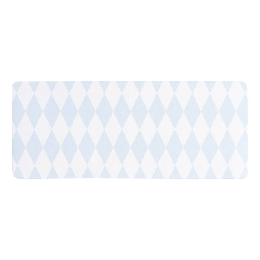 Buromac Pirouette Zelfklevende etiketten -  blauw ruitje (576205)