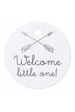 Belarto Hello World Geboortekaartje - Ster en pijltjes  (718014)
