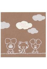 Belarto Hello World Woezel&Pip en Buurpoes - roze  (718056M)