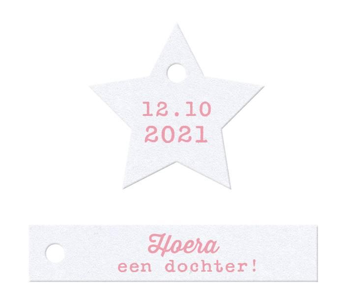 Belarto Hello World Geboortekaartje - Eenhoorn (718039)